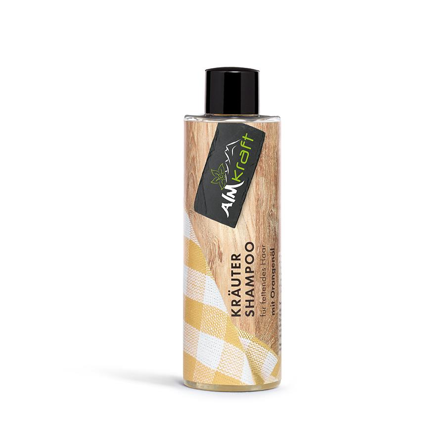 Almkraft Shampoo For Greasy Hair
